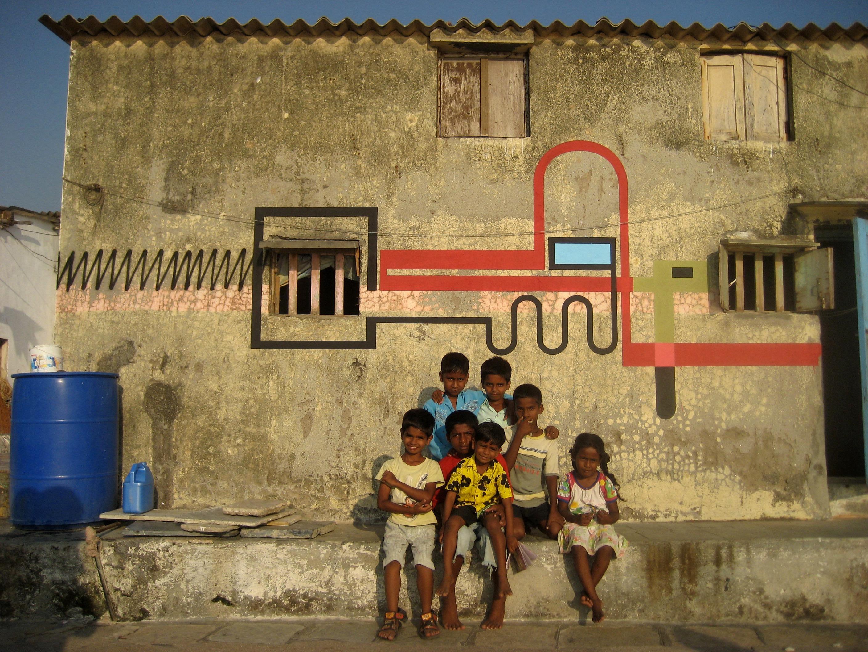 BOMBAY, INDIA, 2008