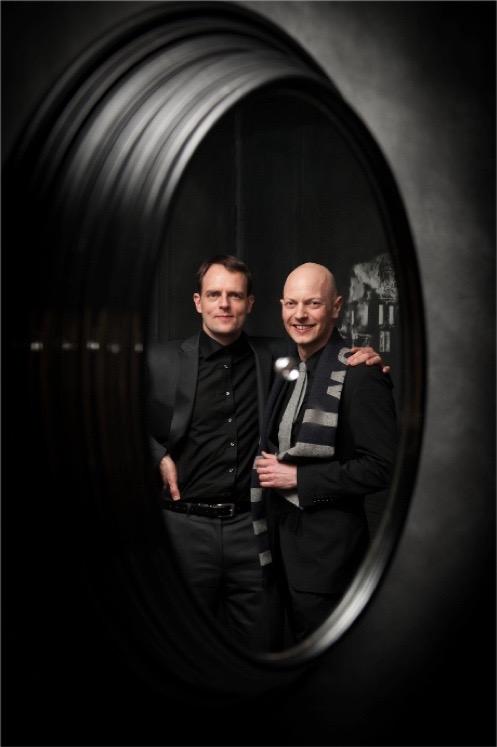 Simon Schubert & Rene Spiegelberger