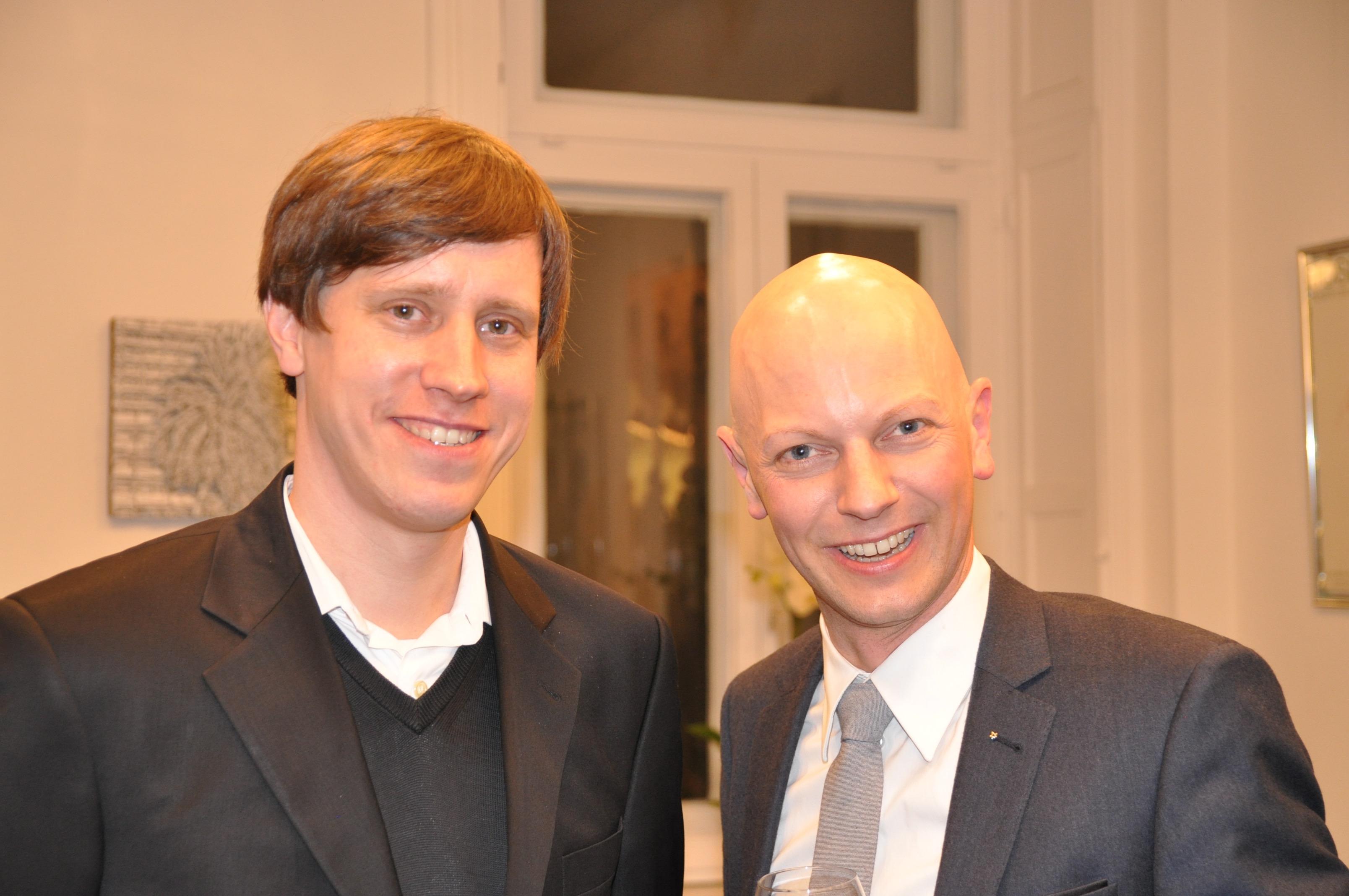Martin Spengler & Rene Spiegelberger