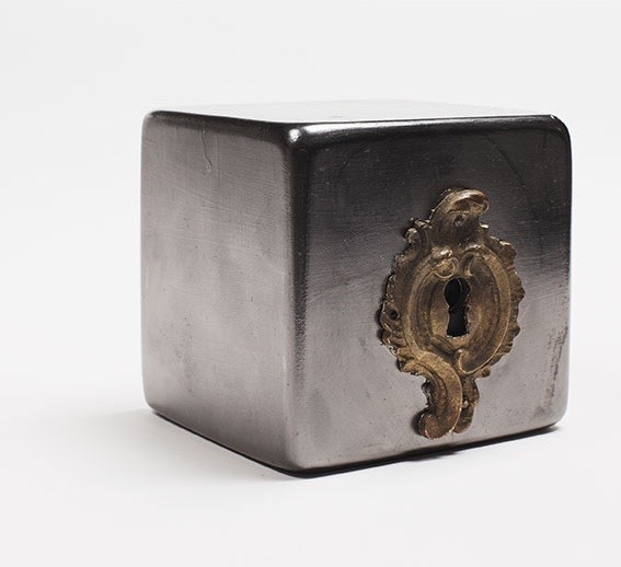 Edition Kubus, 2012, 12 x 12 x 12cm