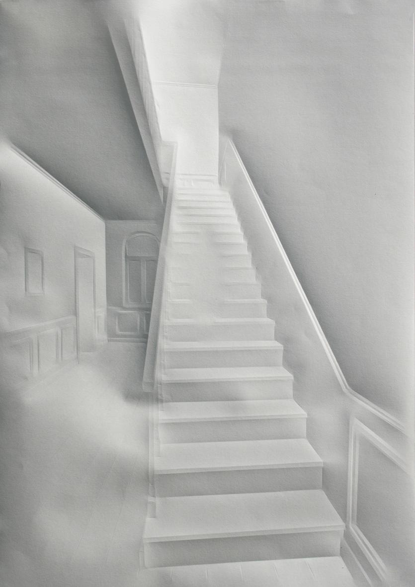 Unikat II - Simon Schubert - Treppenflur 10