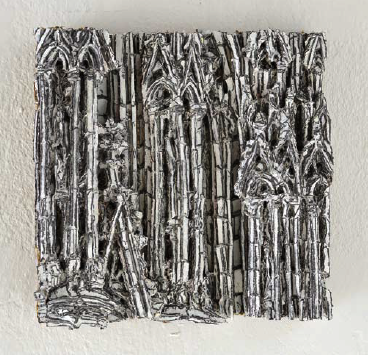 Martin Spengler - Unikat VII - 04 Kathedrale 4