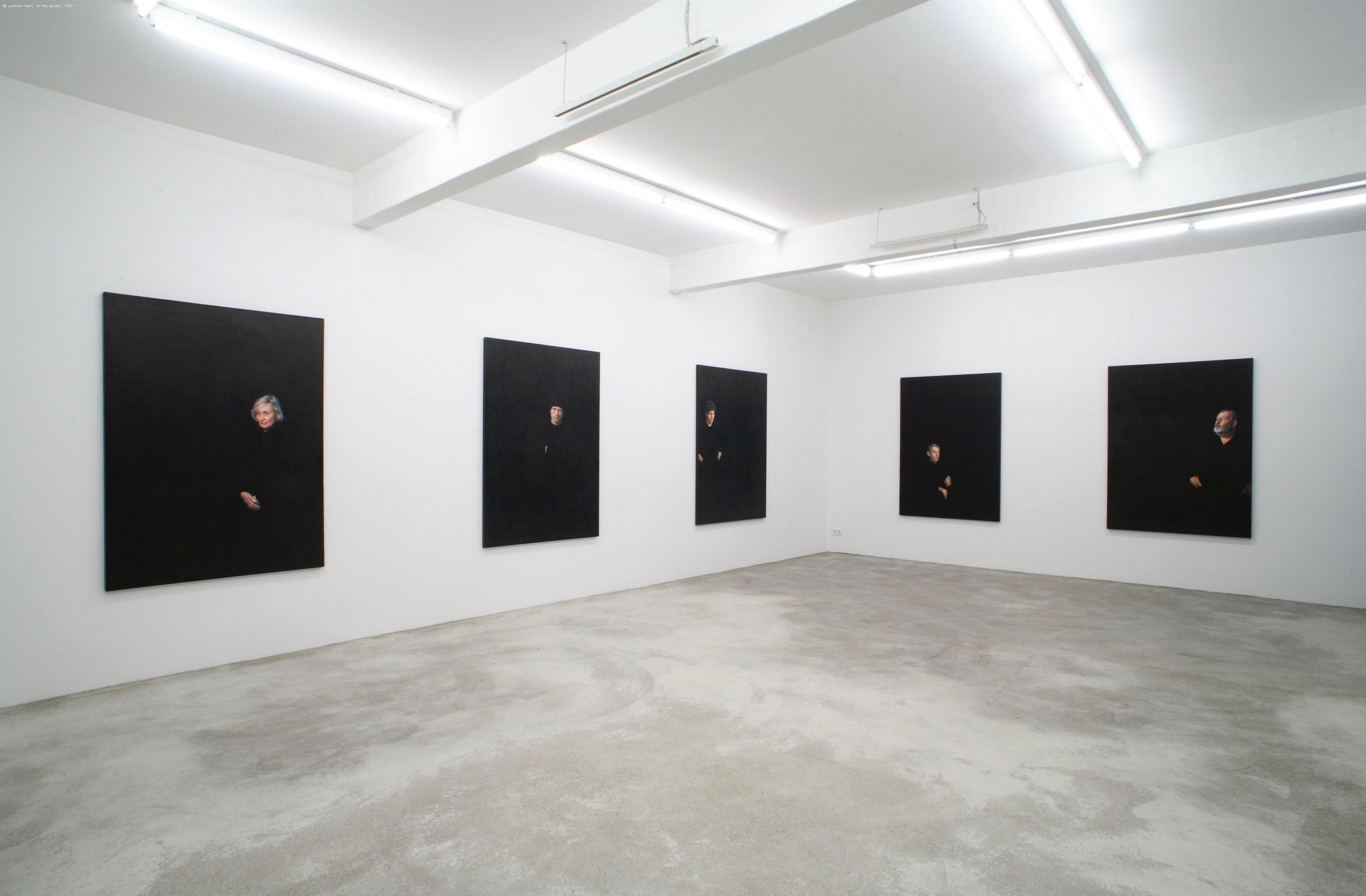 Jochen Hein Ausstellung
