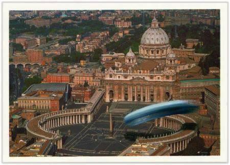 Marc Lueders - Unikat V - 11 Roma - San Pietro