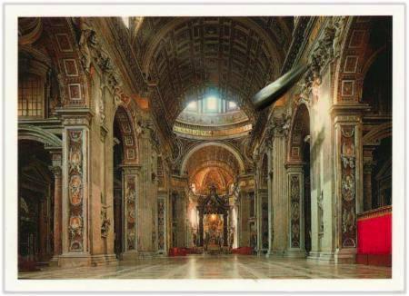 Marc Lueders - Unikat V - 12 Citta del Vaticano - Basilica di San Pietro
