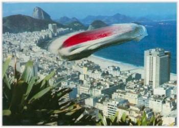 Marc Lueders - Unikat V - 158 Brasil Turitico : 53 Rio de Janeiro