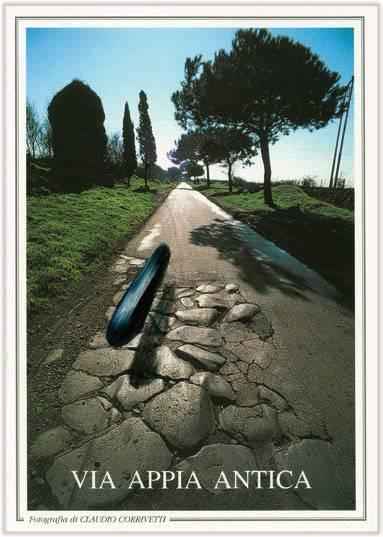 Marc Lueders - Unikat V - 18 Roma - Via Appia Antica