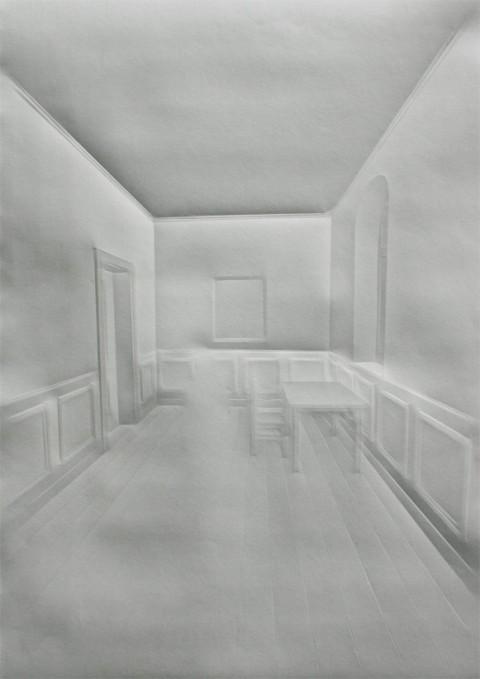 Simon Schubert - Unikat II - 03 Schreibzimmer 3