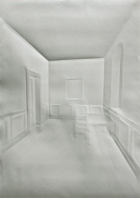Simon Schubert - Unikat II - 04 Schreibzimmer 4