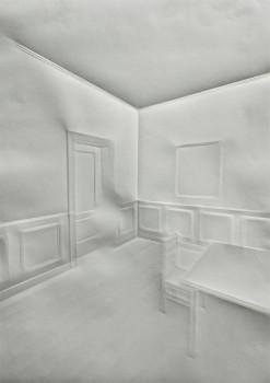 Simon Schubert - Unikat II - 06 Schreibzimmer 6