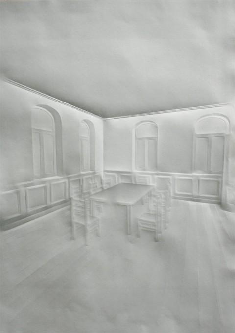 Simon Schubert - Unikat II - 31 Esszimmer 1
