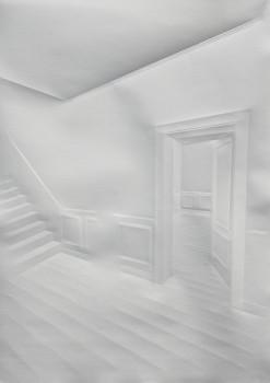 Simon Schubert - Unikat II - 48 Treppenflur 8