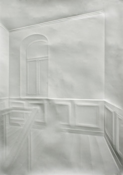 Simon Schubert - Unikat II - 53 Treppe OG 3