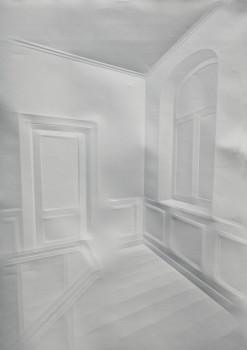 Simon Schubert - Unikat II - 54 Treppe OG 4