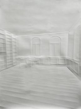 Simon Schubert - Unikat II - 57 Bibliothek 1
