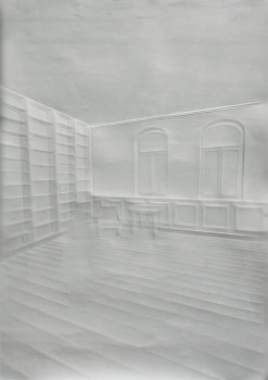 Simon Schubert - Unikat II - 58 Bibliothek 2
