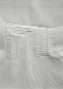 Simon Schubert - Unikat II - 60 Bibliothek 4
