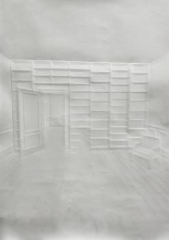 Simon Schubert - Unikat II - 61 Bibliothek 5