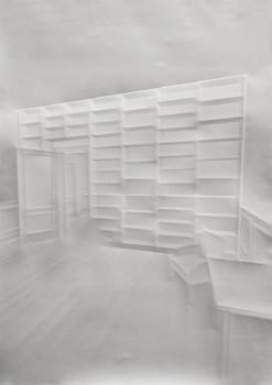 Simon Schubert - Unikat II - 62 Bibliothek 6