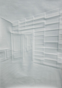 Simon Schubert - Unikat II - 63 Bibliothek 7