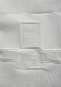 Simon Schubert - Unikat II - 70 Kaminzimmer 4