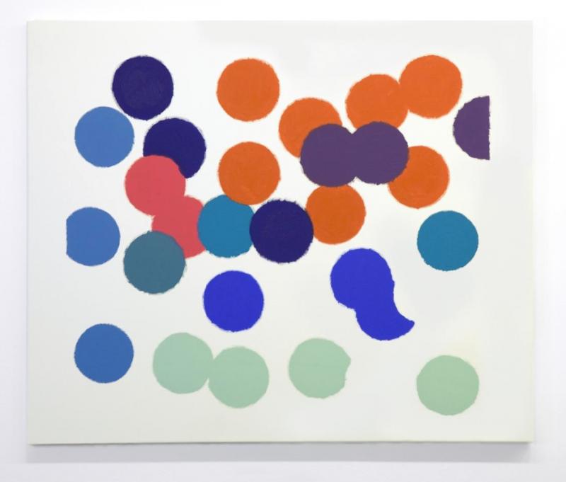 Tobias Hantmann, Untitled, 2016 Öl auf Leinwand 125 x 150 cm EUR 8.500,--