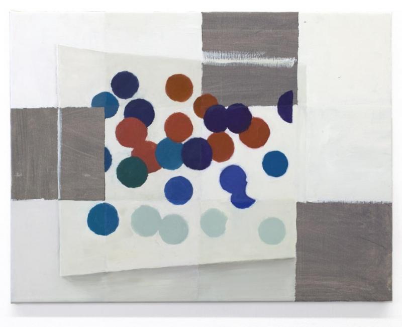Tobias Hantmann, Analepse, 2016 Öl auf Leinwand 63,5 x 83 cm EUR 4.600,-