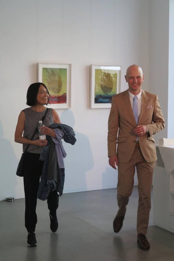 Heiko Ikemura und Rene Spiegelberger in der NZZ