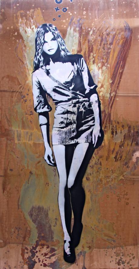 XOOOOX ist ein Berliner Street Art Künstler.
