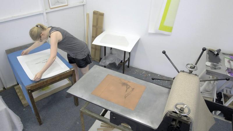 Astrid Ehlers - Atelier