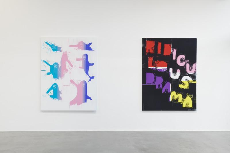 Stefan Marx: Neue Arbeiten